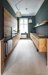 Küche Einrichten Ideen : k chengestaltung ideen und aktuelle trends 2017 ~ Frokenaadalensverden.com Haus und Dekorationen