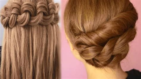 easy hairstyles video 4 easy hairstyles for short hair anie new video