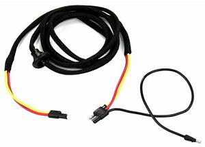 Mustang Convertible Power Wiring Top Switch To Motor 64