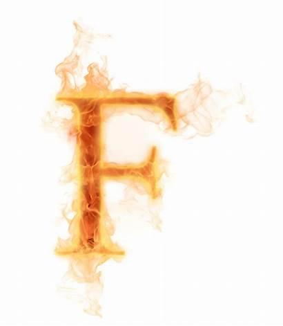 Letter Burning Letras Fogo Psd Alfabeto Chamas