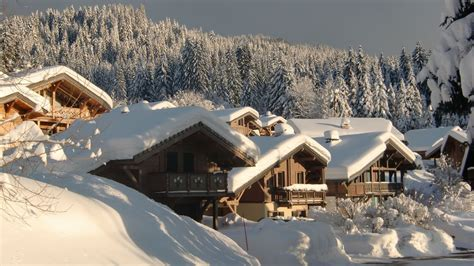 les gets chalets apartments affordable luxury ski holidays