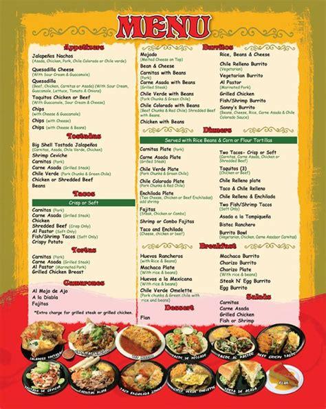 menu cuisine image result for restaurant menus lesson ideas