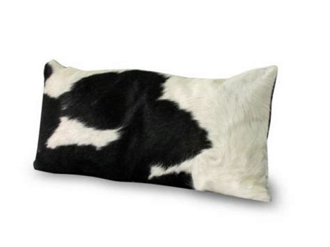 Hair On Cowhide - cowhide pillow cover cushion cow hide hair on cover 12 quot x