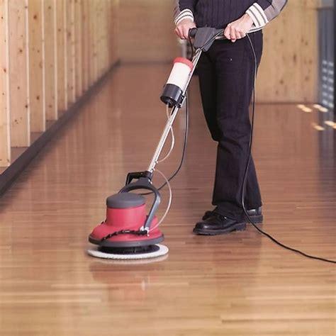 floor scrubber polisher