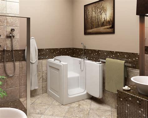 walk  tubs easycare bath showers