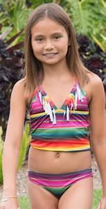 #PilyQ 2015 Kids Maya #Tankini MAY-813T # ...