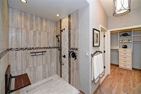 bathroom design trend shower lighting hgtv