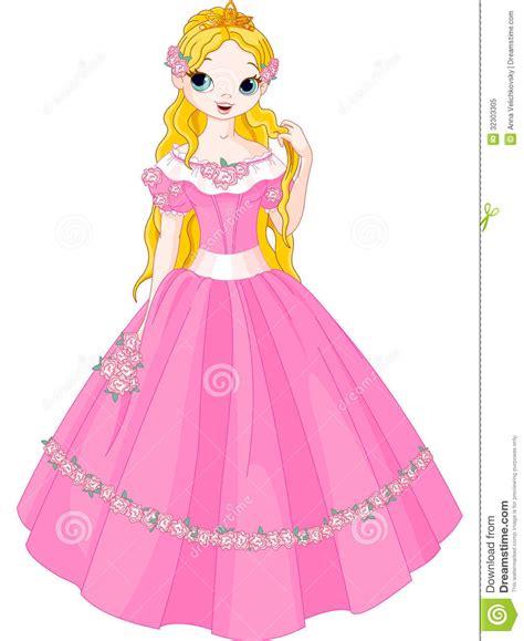 Fairytale Princess Stock Vector Illustration Of Crown 32303305