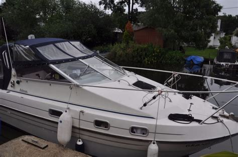 falcon  motor boat cruiser  sale    uk
