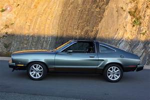 One Owner Ghia: 1978 Ford Mustang II Coupe
