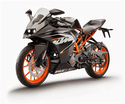 Ktm Rc 390 Image by Ktm Rc 125 200 390 30 High Resolution Photos Released