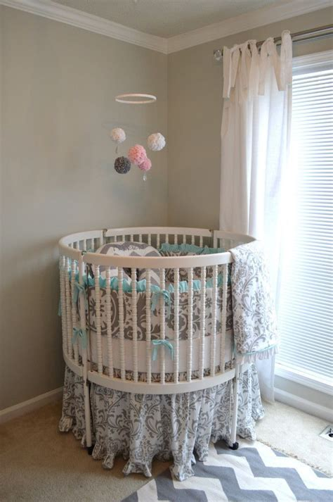 project nursery vintage  crib  cribs baby bed