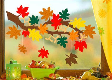 Fensterbilder Herbst zeitlose motive barbaras bastelwelt