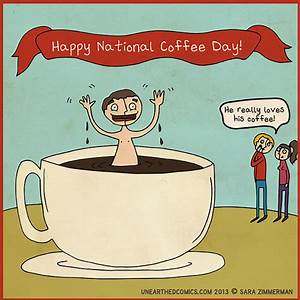 Coffee Quotes And Cartoons. QuotesGram