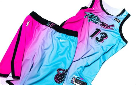 Miami Heat unveil 'ViceVersa' jerseys for 2020-21 season ...