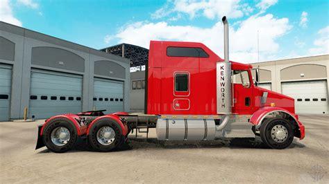 all kenworth trucks kenworth t800 for american truck simulator