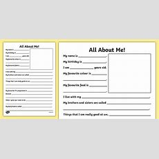 New Teacher All About Me Writing Frame  New Teacher, About Me Writing Frame