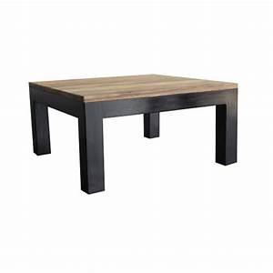 table basse design de salon meuble d39indonesie 54247 dans With meuble 80x80x40