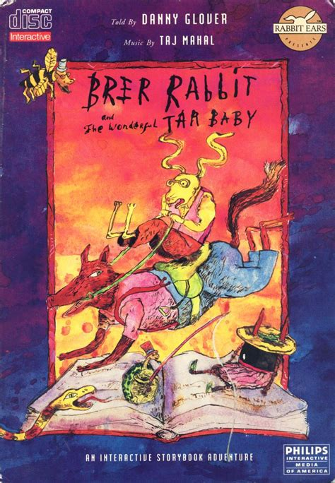 and the wonderful l brer rabbit and the wonderful tar baby for cd i 1991