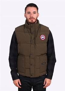 Canada Goose Freestyle Vest Military Green