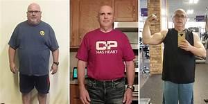 Weight Loss Transformation Mark Johnson  U2014 Run To Lose Weight