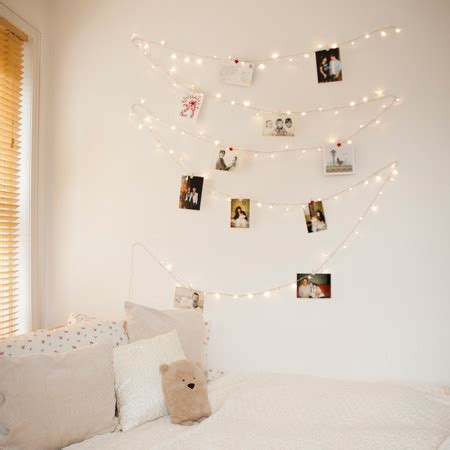 warm white led fairy lights  clear cable