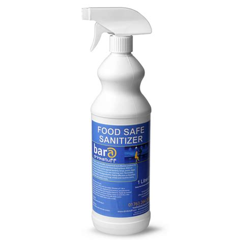 id馥 cuisine surface food safe surface spray cleaner 1tr at drinkstuff