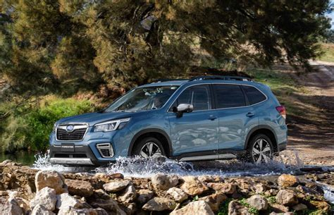 2019 Subaru Global Platform by 2019 Subaru Forester Now On Sale In Australia From 33 490