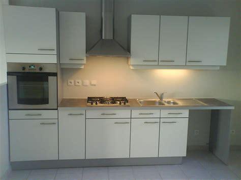 cuisine incorporé cuisine pour appartement en location hervé menuiserie