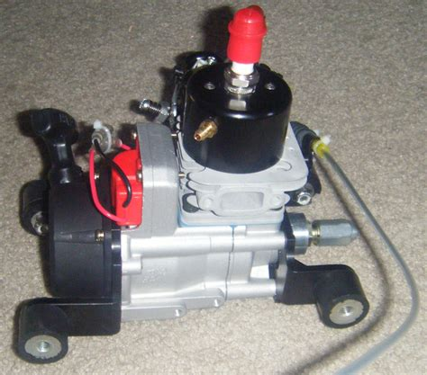 Rc Boat Zenoah by Gas Boat Engine