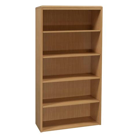 25 Inch Bookcase by Laminate 65 Inch Bookcase Light Cherry National Office