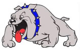 High School Bulldog Mascot Logos
