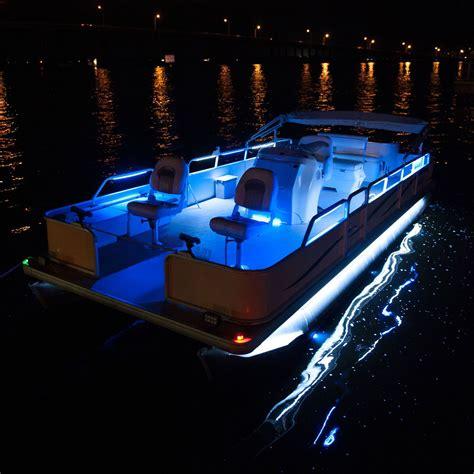 Overton Pontoon Boats by Overtons 24 Flex Track Led Light Kit For Pontoon Boats
