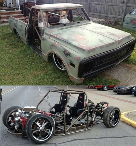 race car tube chassis home build bad great lakes 4x4