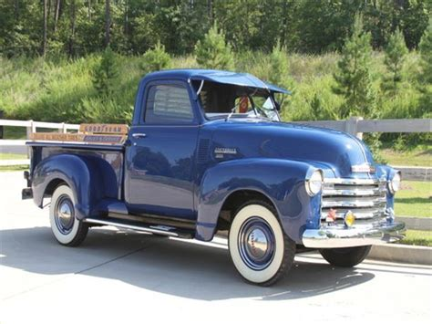 1949 Chevrolet 3100 Thriftmaster Pickup  Fully Restored