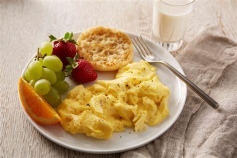scramble cuisine scrambled eggs recipe egg