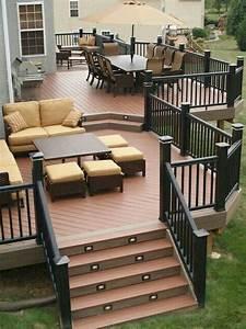 30, Amazing, Backyard, Patio, Deck, Design, Ideas