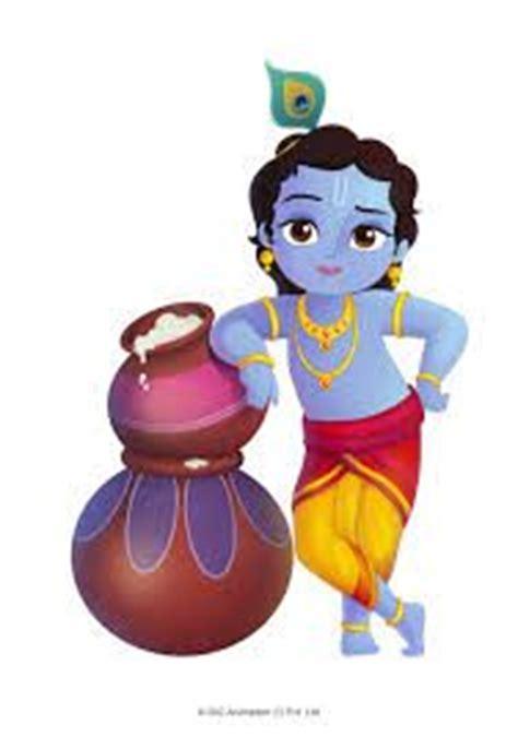 krishna cartoon  lord  pinterest