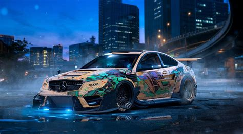 Mercedes Drift, Hd Cars, 4k Wallpapers, Images