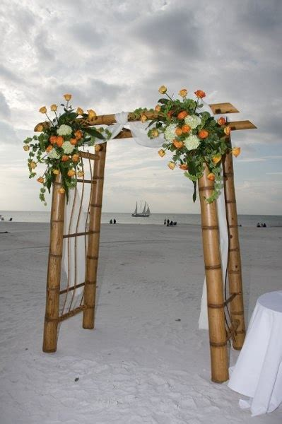 great ideas  beach wedding arches deer pearl