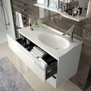 meuble en coin pour salle de bain maison design bahbecom With meuble de salle de bain en coin