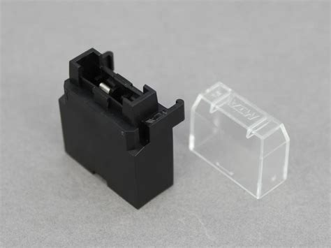 Standard Blade Fuse Holder With Cover Volt Planet