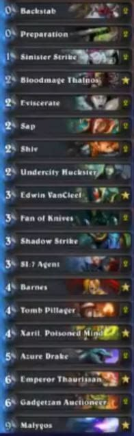 Malygos Deck Ungoro by Miracle Rogue Decks Archives Hs Decks And Guides