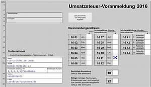Elster Steuer Berechnen Und Versenden : umsatzsteuervoranmeldung per elster leitfaden mit tipps tricks ~ Themetempest.com Abrechnung