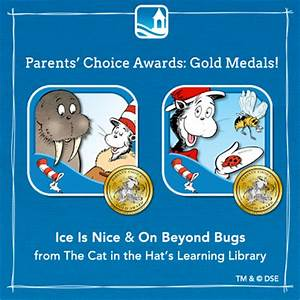 Two Oceanhouse Media Digital Book Apps Win Parents' Choice ...