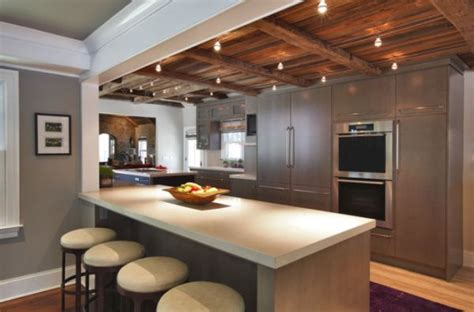 kitchen roof design a few ways of turning a tray ceiling into a beautiful 2508