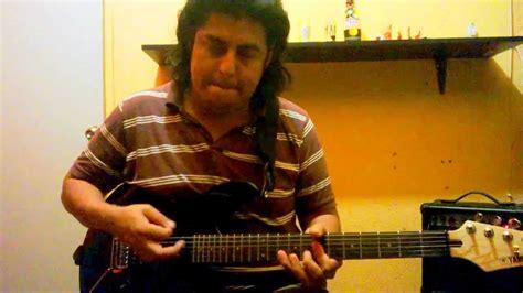 Oye Mi Amor Mana Cover Guitar, (memo Trejo )