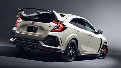 2017 Honda Civic Type R 4 Wallpaper Hd Car Wallpapers