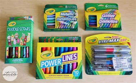Back To School With Crayola + Giveaway