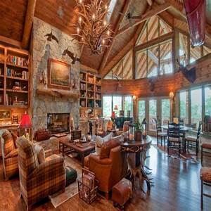page 6 inspirational home designing and interior With log home interior design ideas